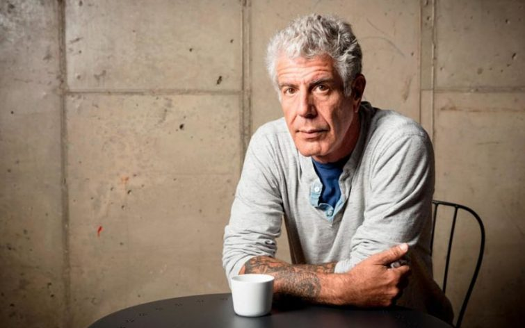 Anthony Bourdain Definitive Guide to PR and Marketing for Entrepreneurs
