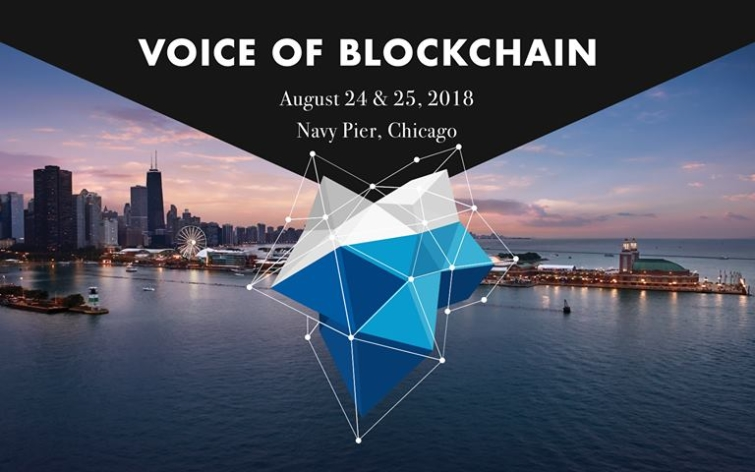 Upcoming Voice of Blockchain Event Expected to Put Chicago on the Map