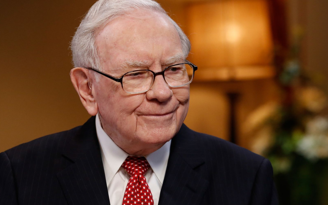 Warren Buffett: Definitive Guide to PR and Marketing For Founders and Entrepreneurs