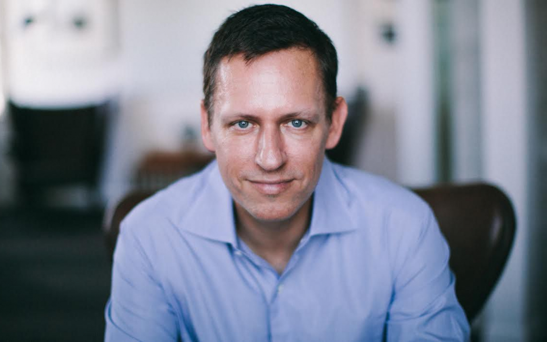 Peter Thiel's Definitive Guide for Successful Startups and Entrepreneurs