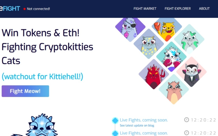 The Game Reaching Out To Crypto and Cat lovers Through Tokens and Eth Rewards