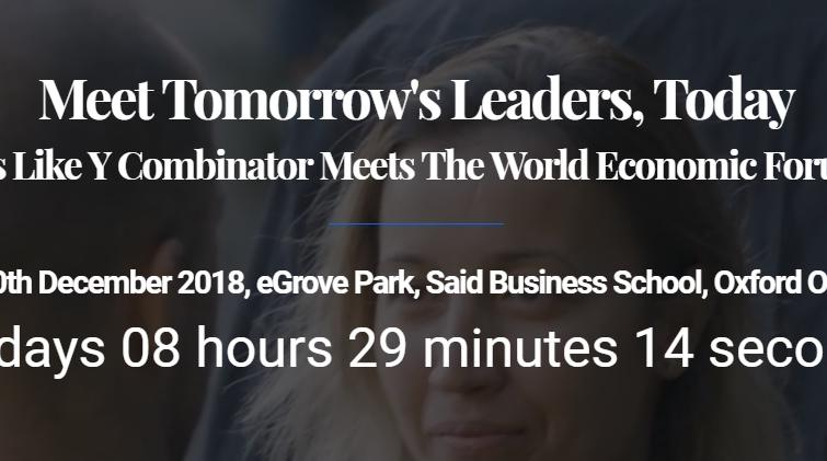 U Solve to Nurture the World's Social Impact Entrepreneurs Through the Upcoming Global Goals 4P Accelerator Programme