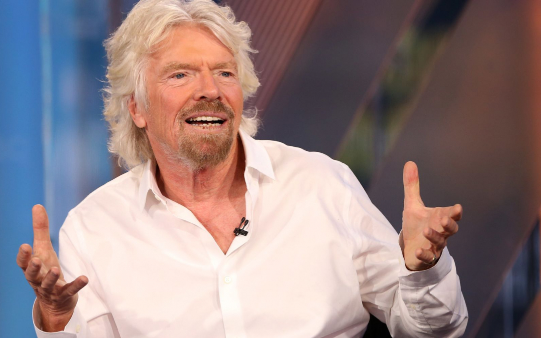 Richard Branson's Definitive Startup Guide For Successful Entrepreneurs