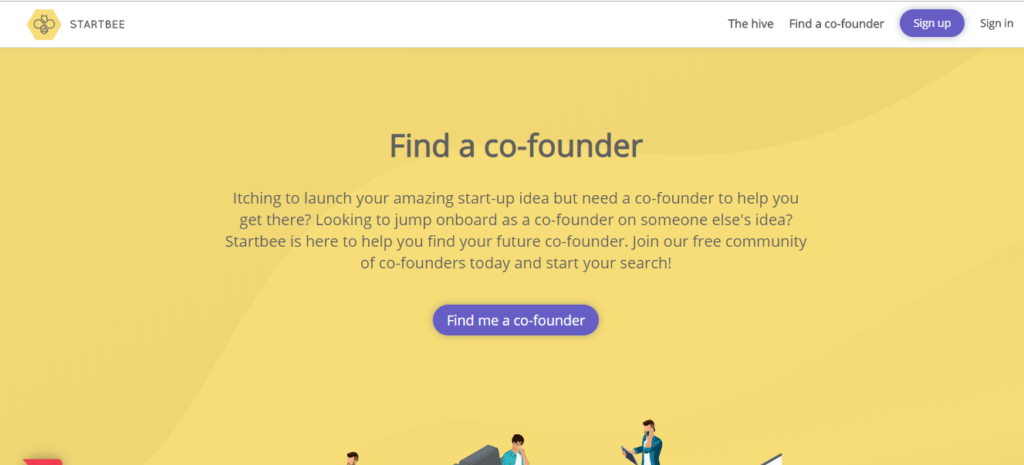 co-founder startbee