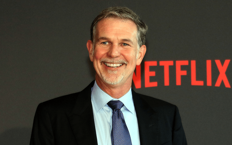 Founder & CEO of Netflix, Reed Hastings, Definitive Startup Guide for Successful Entrepreneurs