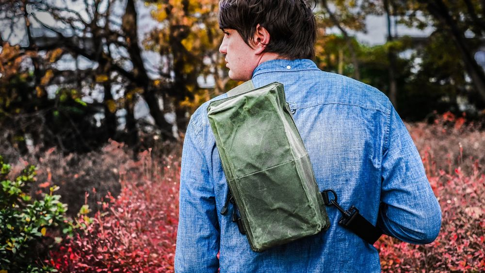 The Slingbag From Japan that Completed Two Successful Crowdfunding Campaigns