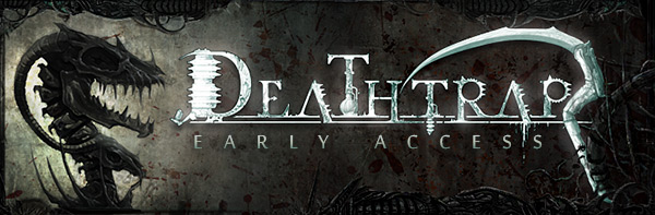 Deathtrap Early Access - Cooperative mode and Mercenary class now added!