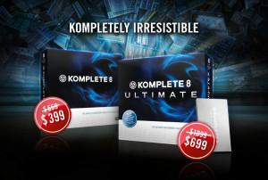 NI_Komplete_8_Sales_Special