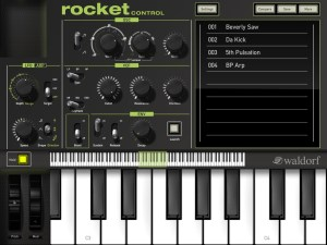 Rocket Control 1