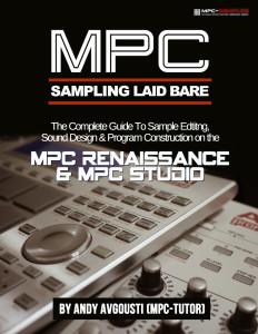 MPC-Renaissance-Studio-Sampling-Laid-Bare-Cover