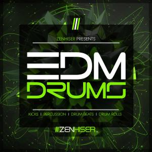 EDM-Drums