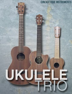 Ukulele Trio