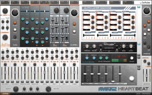 Softube sets pulses racing with innovative software drum synth in major musical move