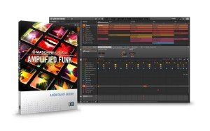 Native Instruments introduces AMPLIFIED FUNK Expansion for MASCHINE