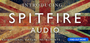 Time+Space welcome Spitfire Audio