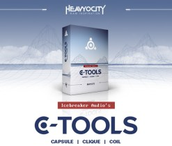 Heavyocity & Icebreaker Audio Present: C-Tools for Reaktor