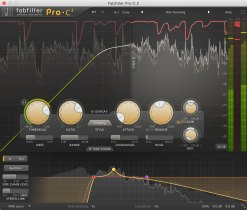 FabFilter releases FabFilter Pro-C 2 compressor plug-in