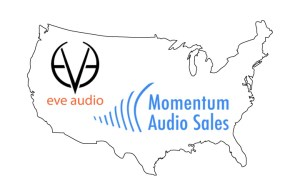 EVE Audio Gains Momentum With New US Distribution