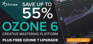 iZotope announce Ozone 7 and new bundle