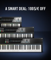Native Instruments launches 'A Smart Deal' sales special