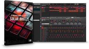 Native Instruments introduces SOLAR BREEZE MASCHINE Expansion