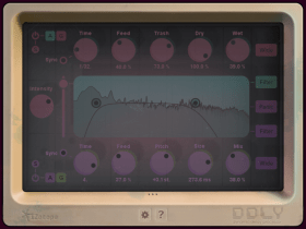 iZotope Introduces New Breed of Delay Effects with the DDLY Dynamic Delay Plug-In