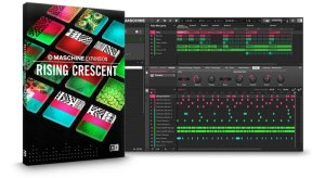 Native Instruments introduces RISING CRESCENT MASCHINE Expansion