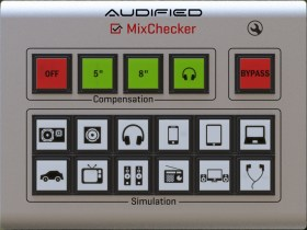 Audified makes mixing for the people plain sailing with MixChecker mixing assistant plug-in
