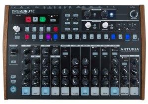 Arturia Announces the DrumBrute Analog Drum Machine & Sequencer
