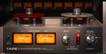 Softube sets sights on recording reel world with Tape plug-in