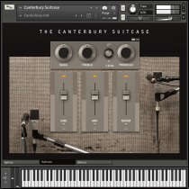 Soniccouture Releases The Canterbury Suitcase for Kontakt Player