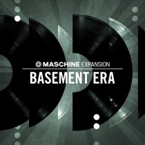 Native Instruments releases MASCHINE Expansion BASEMENT ERA
