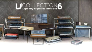 Arturia announces the V Collection 6