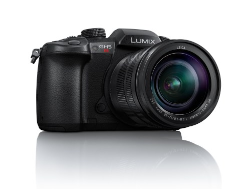 Panasonic Announces The Lumix GH5S Mirrorless Camera
