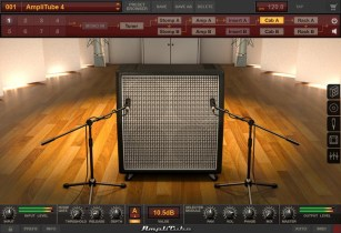 IK Multimedia's 3D Cab Room Now Free for All AmpliTube Custom Shop Users