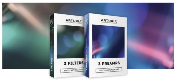 Arturia Releases 3 Filters and Preamps you will actually use!