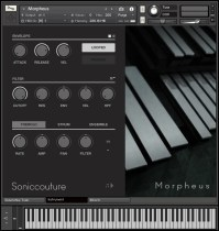 Soniccouture Morpheus 2 Ambient Percussion NKS Update