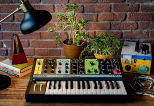 Moog Releases the Grandmother Semi Modular Synth