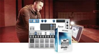 Arturia releases Spark update 2.4