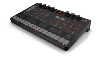 IK Multimedia's UNO Synth now shipping