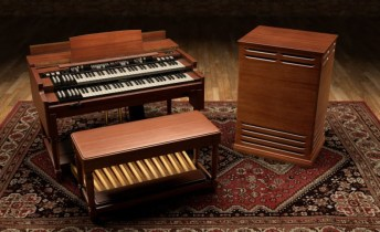 IK Multimedia Debuts Hammond B-3X virtual instrument