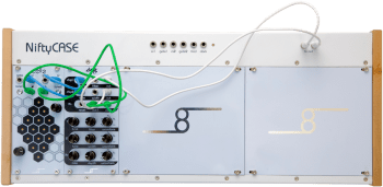 Introducing Cre8audio, NiftyCASE, Chipz, and Cellz Eurorack Modular System
