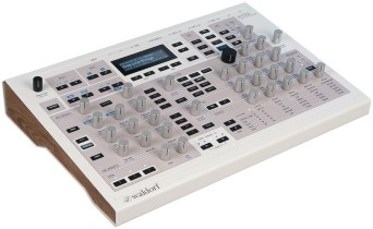 Waldorf Music announces availability of Kyra 128-Voice VA Synth
