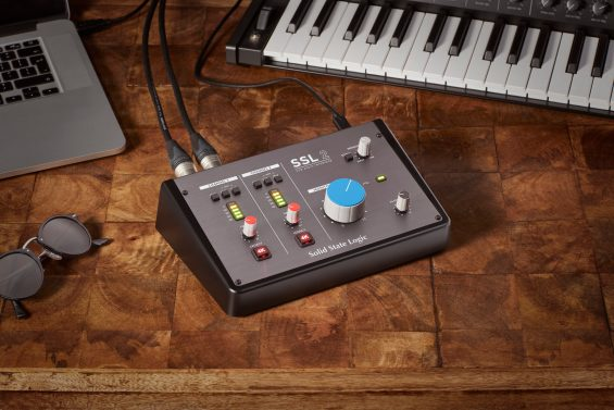 Solid State Logic's New Audio Interfaces Bring Studio Quality To Personal Studios