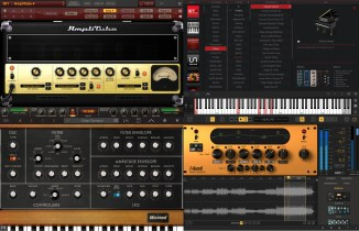 Free music creation and recording software from IK Multimedia offers a creative escape