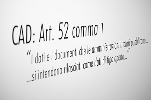 CAD: Art. 52 comma 1