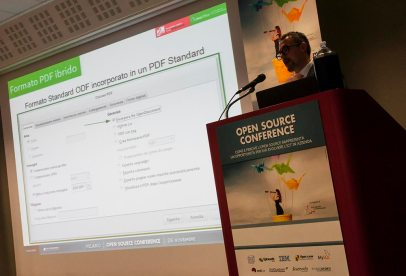 LibreOffice standard - Open Source Conference14 Milano