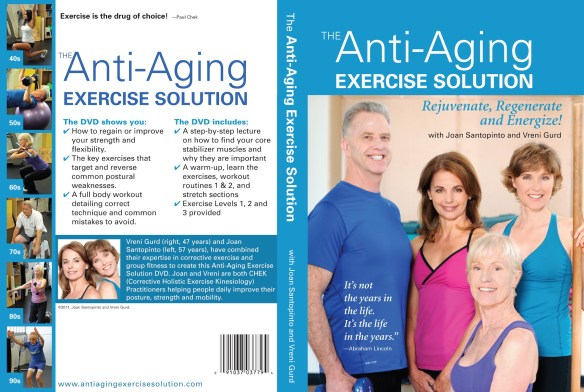 The Promotion People The Anti-Aging Exercise Solution