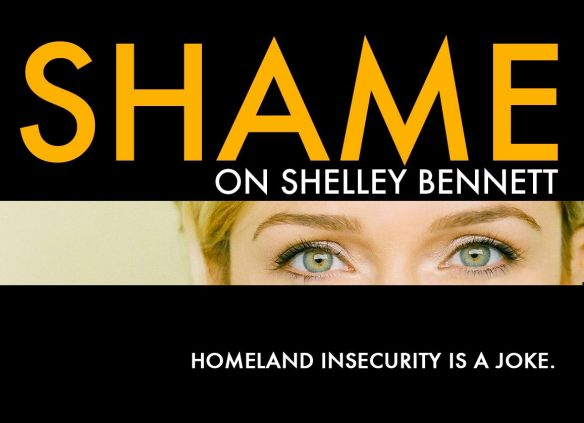The Promotion People Shame on Shelley Bennett