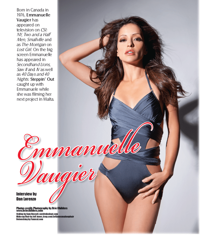 The Promotion People - Emmanuelle Vaugier